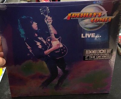 Gripsweat Ace Frehley Frehley S Comet Live Black Friday 2019 Vinyl Lp