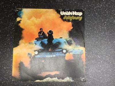Gripsweat Uriah Heep Salisbury Vertigo Large Spiral Vinyl