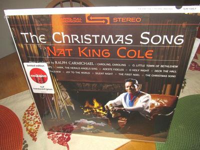 nat king cole christmas songs