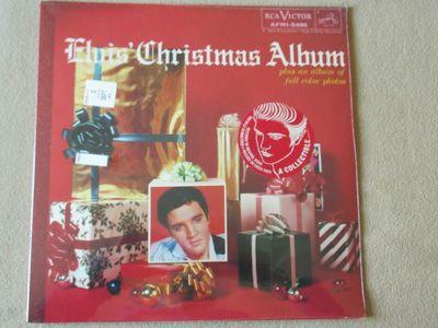 Elvis Presley Christmas Music.Gripsweat Elvis Presley Christmas Music Record Amf1 5486