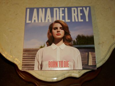 Gripsweat Lana Del Rey Born To Die Deluxe Version Edition Double Lp 2012 Debut Album