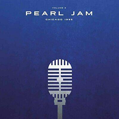Gripsweat - Pearl Jam - Chicago 1995 Vol 2 - Double LP Vinyl - New