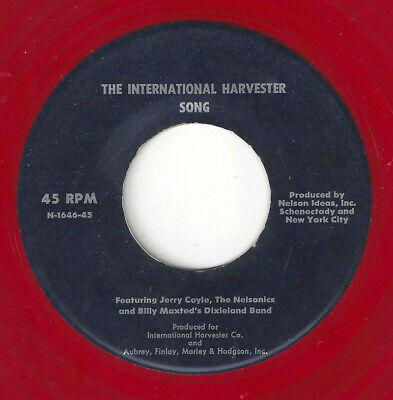 Gripsweat - ♫JERRY COYLE International Harvester Song JAZZ VOCAL