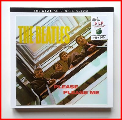Gripsweat - THE BEATLES- THE REAL ALTERNATE PLEASE PLEASE ME
