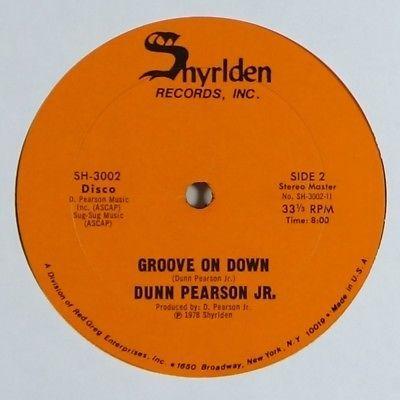 Gripsweat - Dunn Pearson Jr