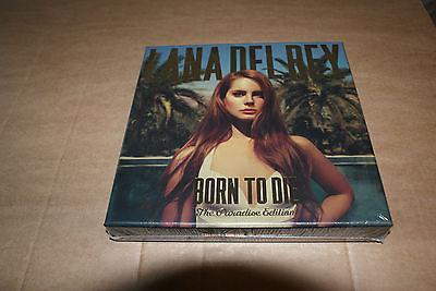 Gripsweat Lana Del Rey Born To Die Paradise Edition 3 Cd Dvd 7 Inch Vinyl Box Set