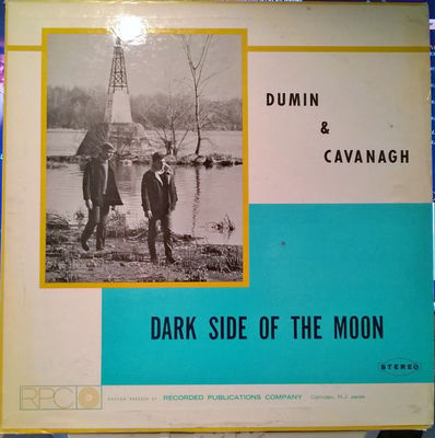 Gripsweat - DUMIN & CAVANAGH Dark Side Of The Moon '69 RPC