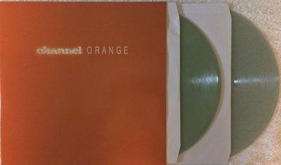 Gripsweat - New! Frank Ocean Channel Orange 2lp Clear Vinyl