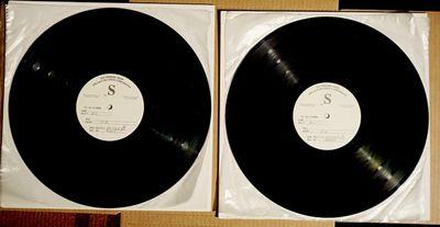 Gripsweat - U2 - Rattle & Hum 2 LP MEGA RARE 1988 US Vinyl