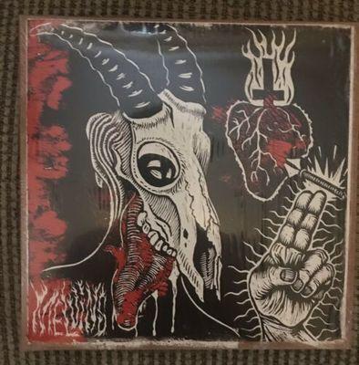 Melvins sabbath vinyl albums