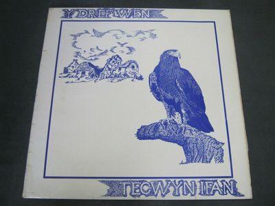 Gripsweat Vinyl Record Album Y Dref Wen Tecwyn Ifan 41 67