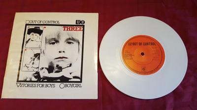 Gripsweat - U2 Three ( Out Of Control ) Mega Rare Ltd  Ed  7