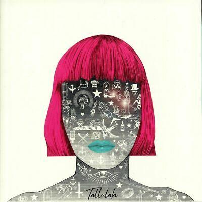 Gripsweat - FEEDER - Tallulah - Vinyl (heavyweight white