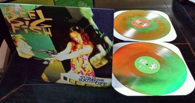 Gripsweat - REEL BIG FISH Turn The Radio Off VINYL COLOR LP