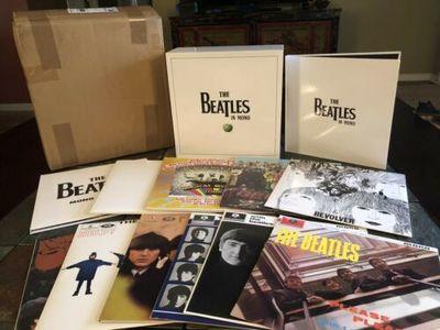 Gripsweat - THE BEATLES IN MONO Vinyl 11 LP Box Set Complete with