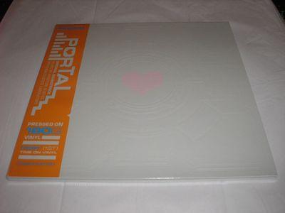 Gripsweat - PORTAL Video Game Soundtrack LP 180 Gram GREY
