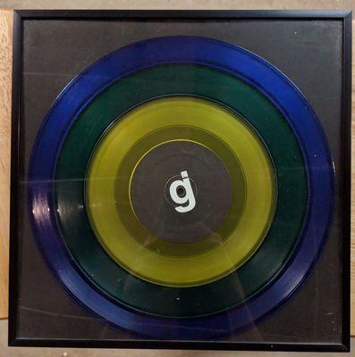 Gripsweat Glassjaw Coloring Book Vinyl