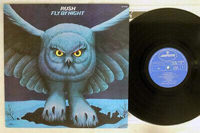 Gripsweat Rush Fly By Night Mercury Bt 5185 Japan Vinyl Lp