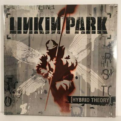 Gripsweat Hybrid Theory By Linkin Park Vinyl Oct 2013