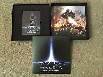 Gripsweat - Halo 4 Special Limited Edition Vinyl Soundtrack