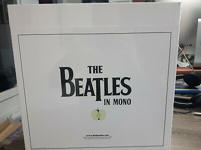 Gripsweat - The Beatles in Mono - Limited Edition Box Set [Vinyl LP