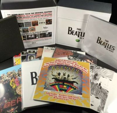Gripsweat - The Beatles In Mono [Vinyl Box Set] by The Beatles