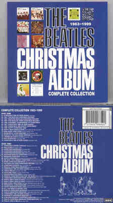 The Beatles Christmas Album.Gripsweat Beatles Christmas Album Complete Col 1963 1999 2cd