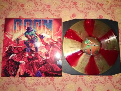 Gripsweat - DOOM I 1993 Original Video Game Soundtrack Vinyl