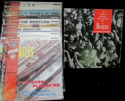 Gripsweat - BEATLES~1986 JAPAN-ONLY 20th ANNIVERSARY MONO