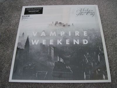 POSTER by VAMPIRE WEEKEND modern vampires of the city for bands album//cd//promo