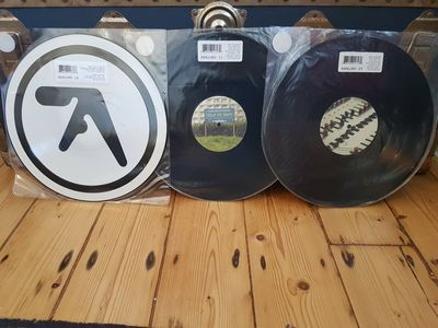 Gripsweat - Aphex Twin / AFX Analord Complete Set 1 - 11