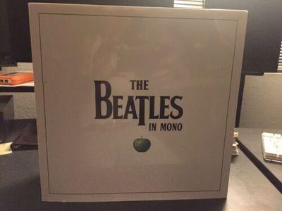 Gripsweat - The Beatles in Mono Vinyl Box Set 14 LP 180g