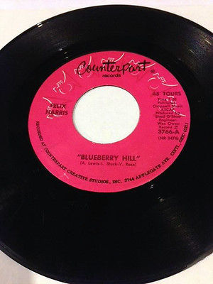 Gripsweat - RARE Counterpart 3766 FELIX HARRIS Blueberry