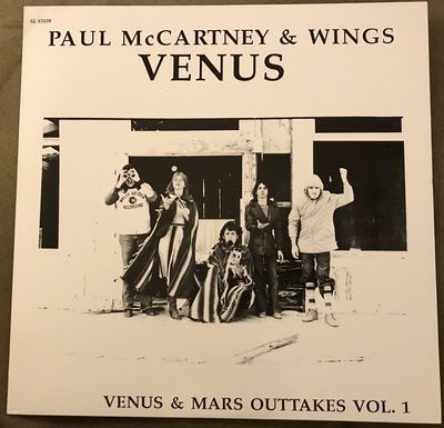 Gripsweat - Paul McCartney And Wings, Venus, Venus & Mars