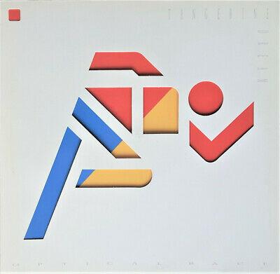 Gripsweat - Tangerine Dream - Optical Race, LP, Album, (Vinyl)