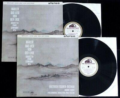 Gripsweat - Mahler: Das Lied Von Der Erde - Kletzki **HMV