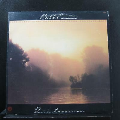 Gripsweat - Bill Evans - Quintessence LP VG+ F-9529 Fantasy