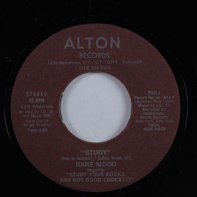 Gripsweat - Modern Soul Boogie 45 RARE MOOD Study ALTON HEAR