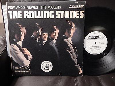 Gripsweat - The Rolling Stones - 1st Album MONO PROMO London
