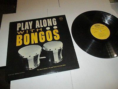 Gripsweat - Scarce RAMON MARQUEZ Play Along With Bongos