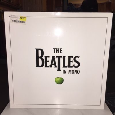Gripsweat - The Beatles in Mono [Vinyl Box Set] by The