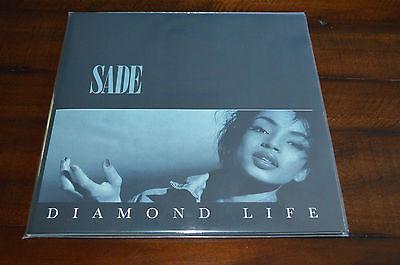 Gripsweat Sade Diamond Life 180g Audio Fidelity 1st Press Audiophile Vinyl Record Lp Nm M