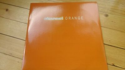 Gripsweat - FRANK OCEAN - Channel Orange lp ltd double black