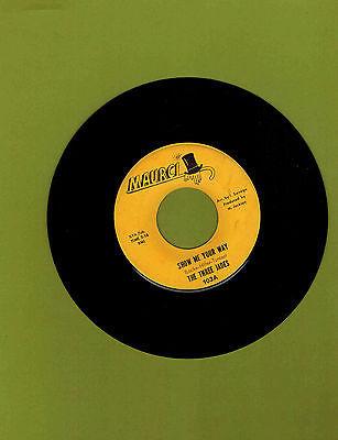 Gripsweat - The Three Jades 45 rpm Record '' Maurci Records