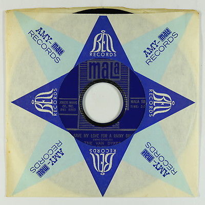 Gripsweat - Northern Soul 45 - Van Dykes - Save My Love For