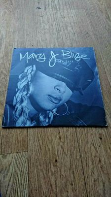 Gripsweat - Mary J  Blige – My Life - Vinyl Double LP, UK