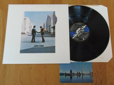 Gripsweat - PINK FLOYD WISH YOU WERE HERE A1/B3 1st PRESS