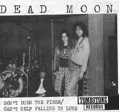 Gripsweat - Dead Moon Don't Burn The Fires 7