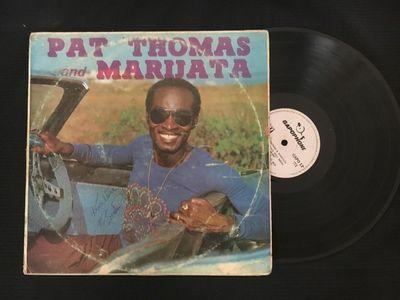 Gripsweat - Pat Thomas And Marijata - Ghana Original 1977