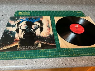 Gripsweat - Tangerine Dream – Thief ,Elektra – 5E-521